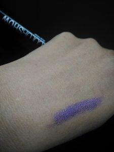 Review Color Show Eyeliner Warna Ungu Maybelline
