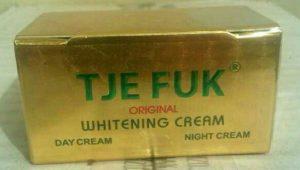 Pengalaman Menggunakan Cream Tje Fuk