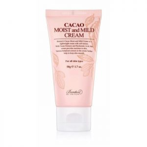 Review Benton Cacao Moist and Mild Cream
