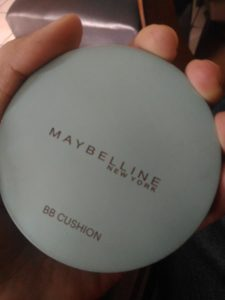 Review Super BB Cushion Fresh Matte Maybelline