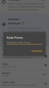 Cara Membeli Paket Premium Viu Pakai Tokopedia