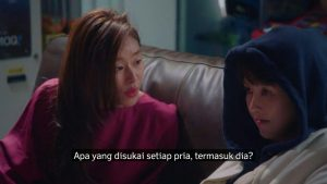 Review Drama Korea Should We Kiss First