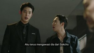 Sinopsis Drama Korea Switch – Change The World Episode 5