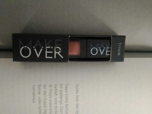 Review Intense Matte Lipcream Makeover No 015