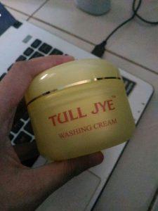 Review Tull Jye Washing Cream