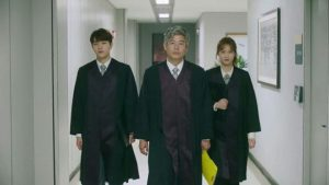 Review Drama Korea Miss Hammurabi